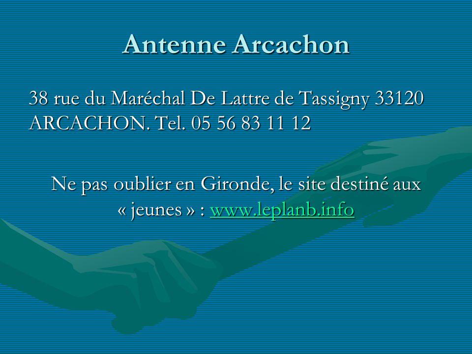 Antenne Arcachon