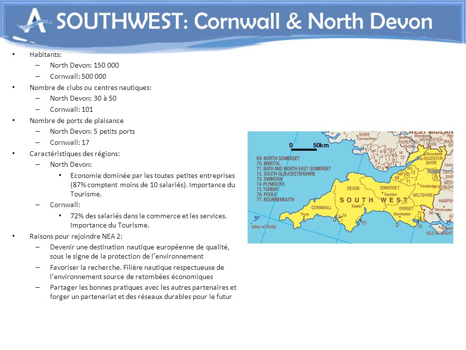 SOUTHWEST: Cornwall & North Devon