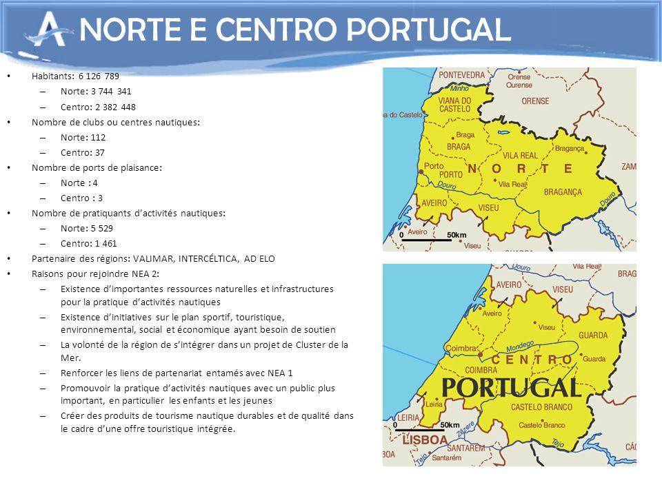 NORTE E CENTRO PORTUGAL