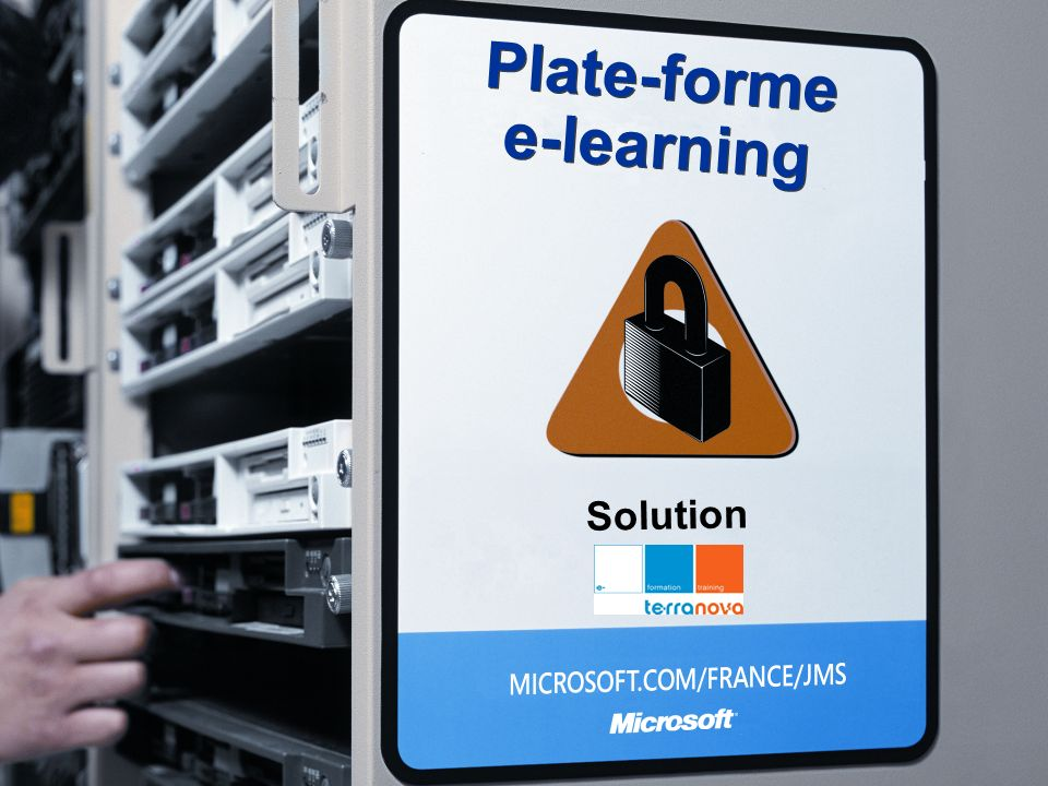 Plate-forme e-learning