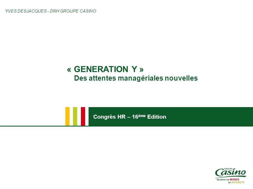 Congrès HR – 16ème Edition