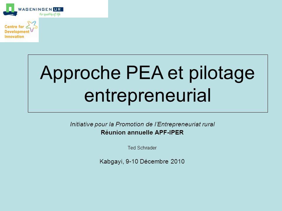 Réunion annuelle APF-IPER