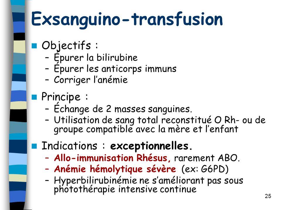 Exsanguino-transfusion