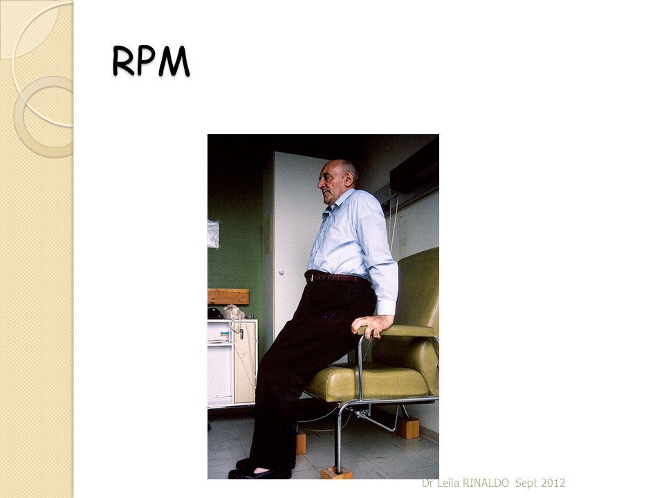 RPM Dr Leila RINALDO Sept 2012