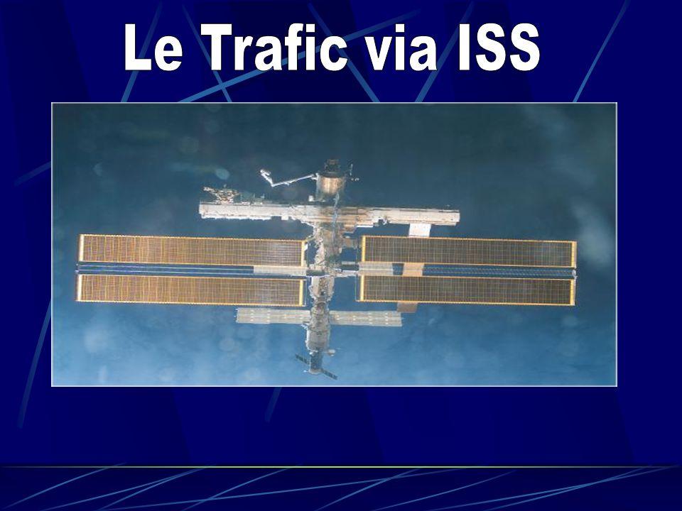 Le Trafic via ISS
