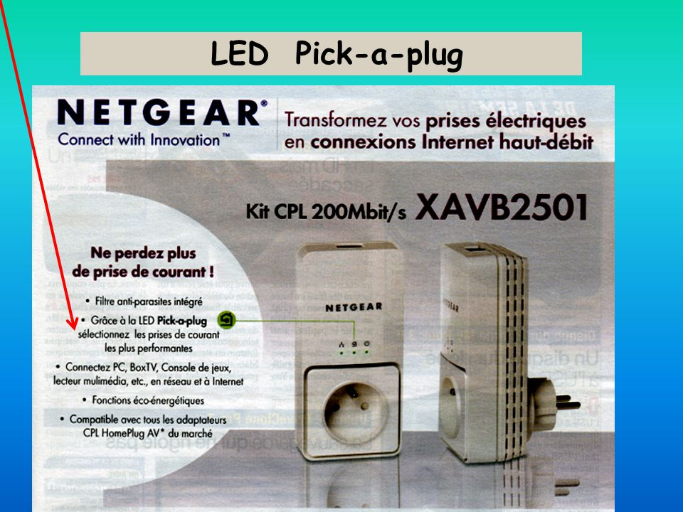 LED Pick-a-plug