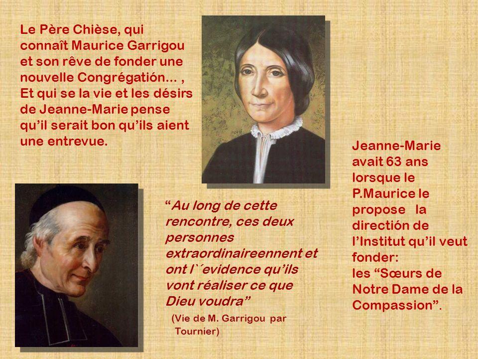 les Sœurs de Notre Dame de la Compassion .