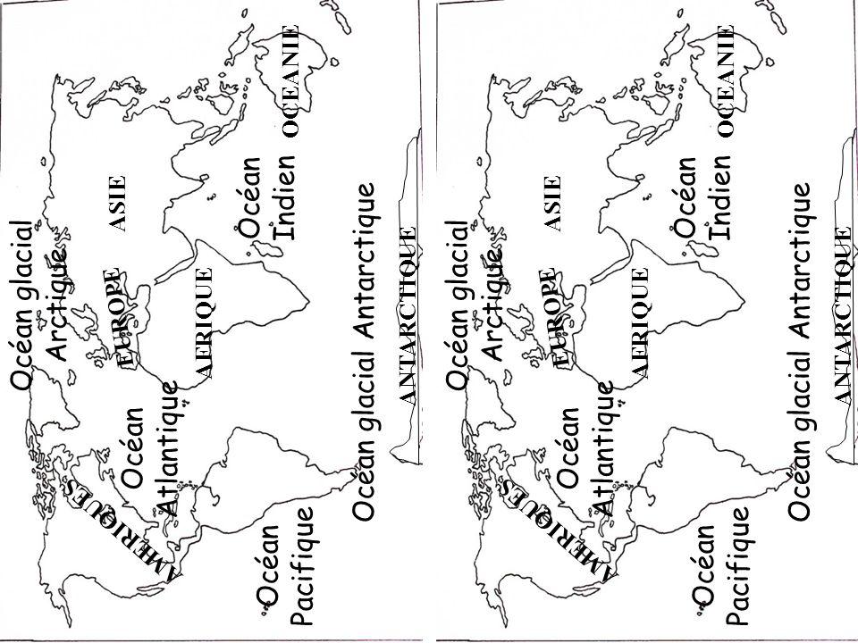 Océan glacial Arctique Océan glacial Arctique