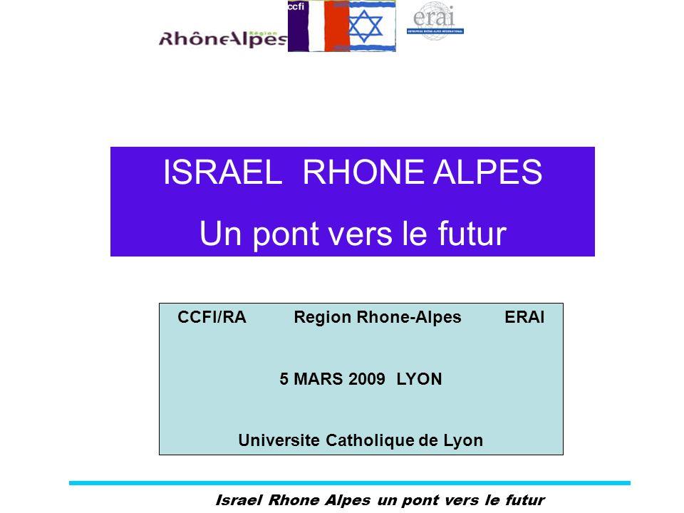CCFI/RA Region Rhone-Alpes ERAI Universite Catholique de Lyon