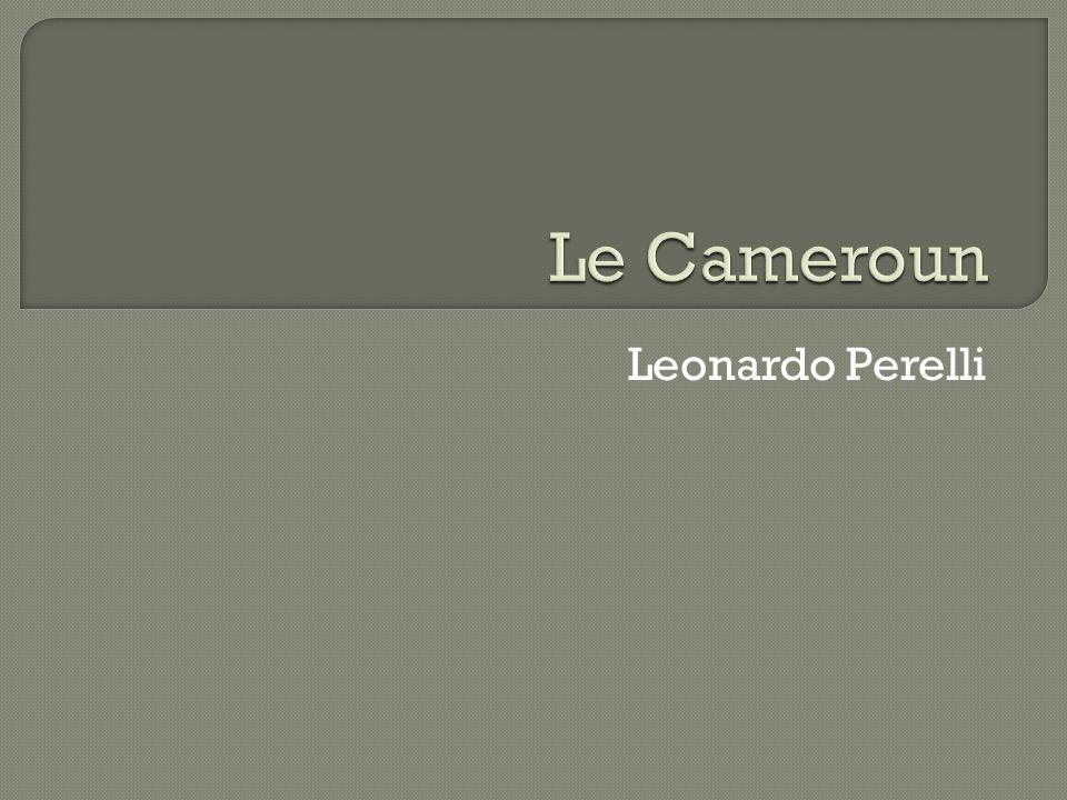 Le Cameroun Leonardo Perelli