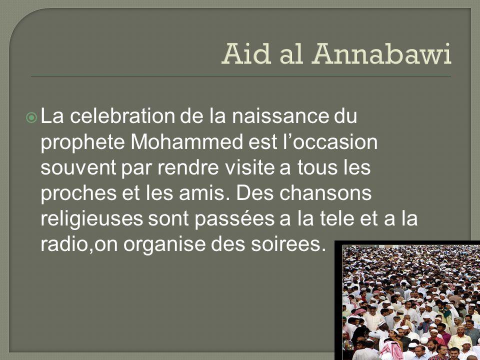 Aid al Annabawi
