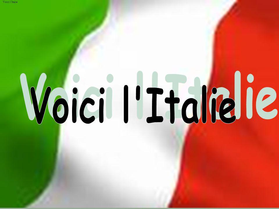 Voici l'Italie Voici l Italie