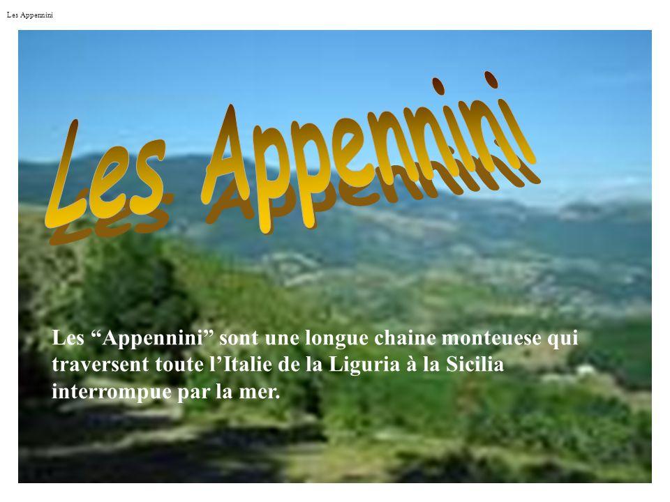 Les Appennini Les Appennini.