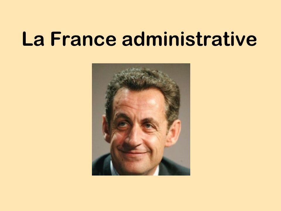 La France administrative