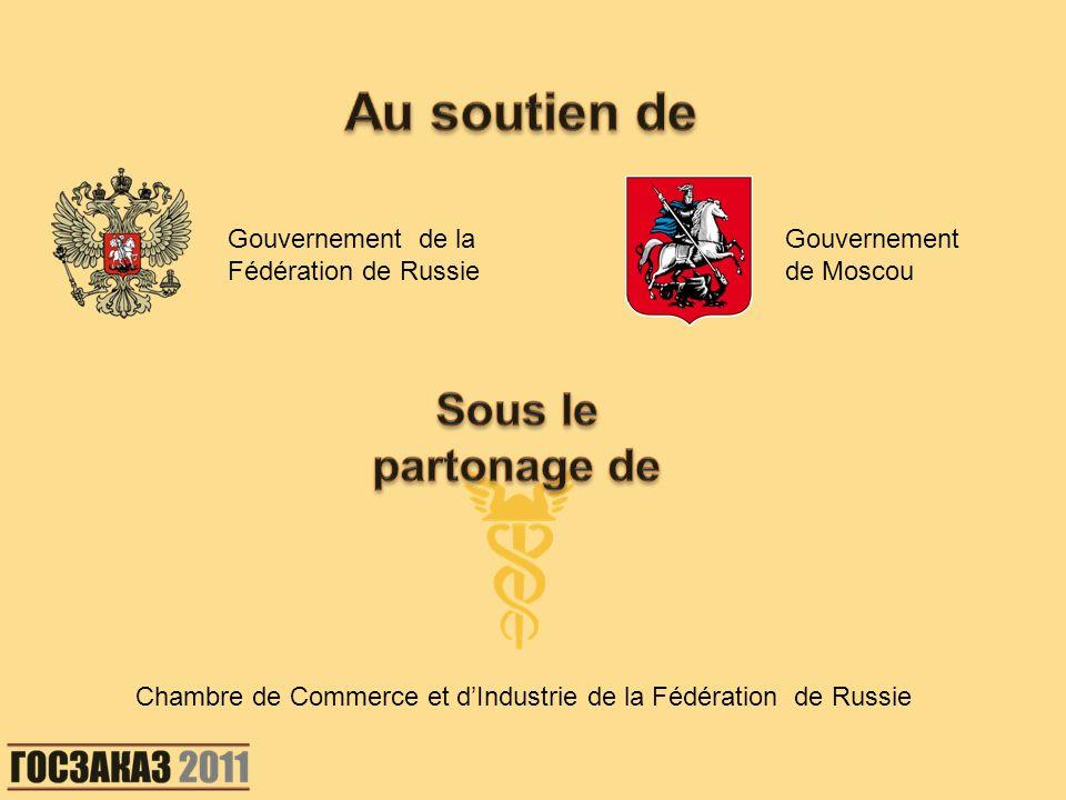 Chambre de Commerce et d'Industrie de la Fédération de Russie