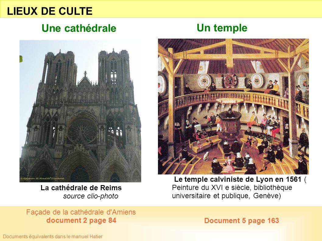 Façade de la cathédrale d Amiens document 2 page 84