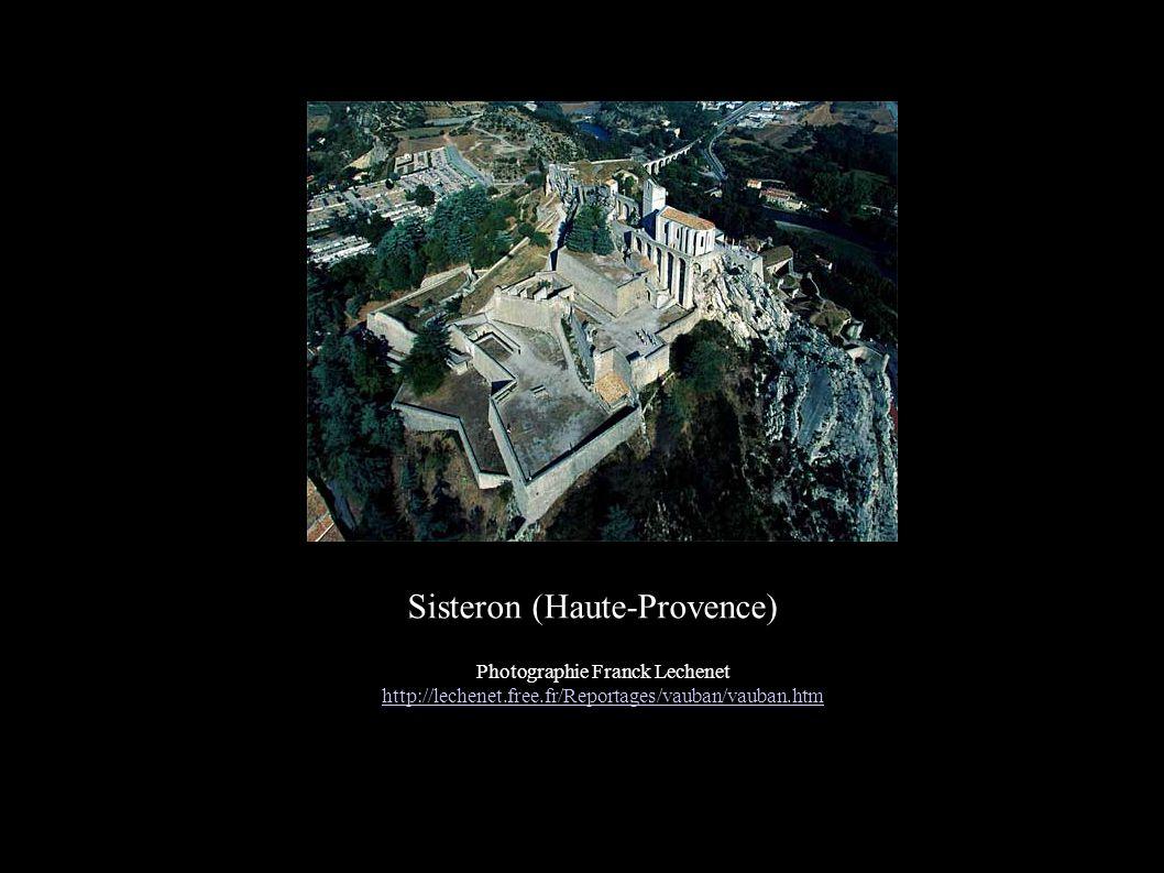 Sisteron (Haute-Provence)