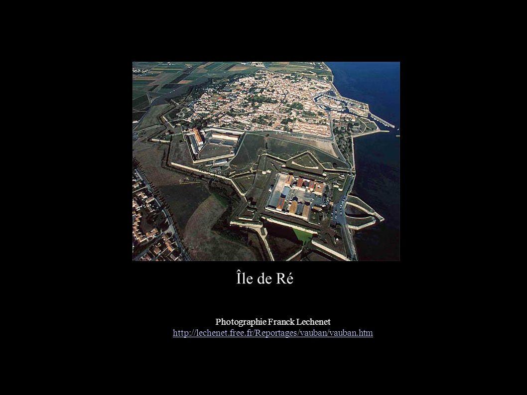 Île de Ré Photographie Franck Lechenet http://lechenet.free.fr/Reportages/vauban/vauban.htm