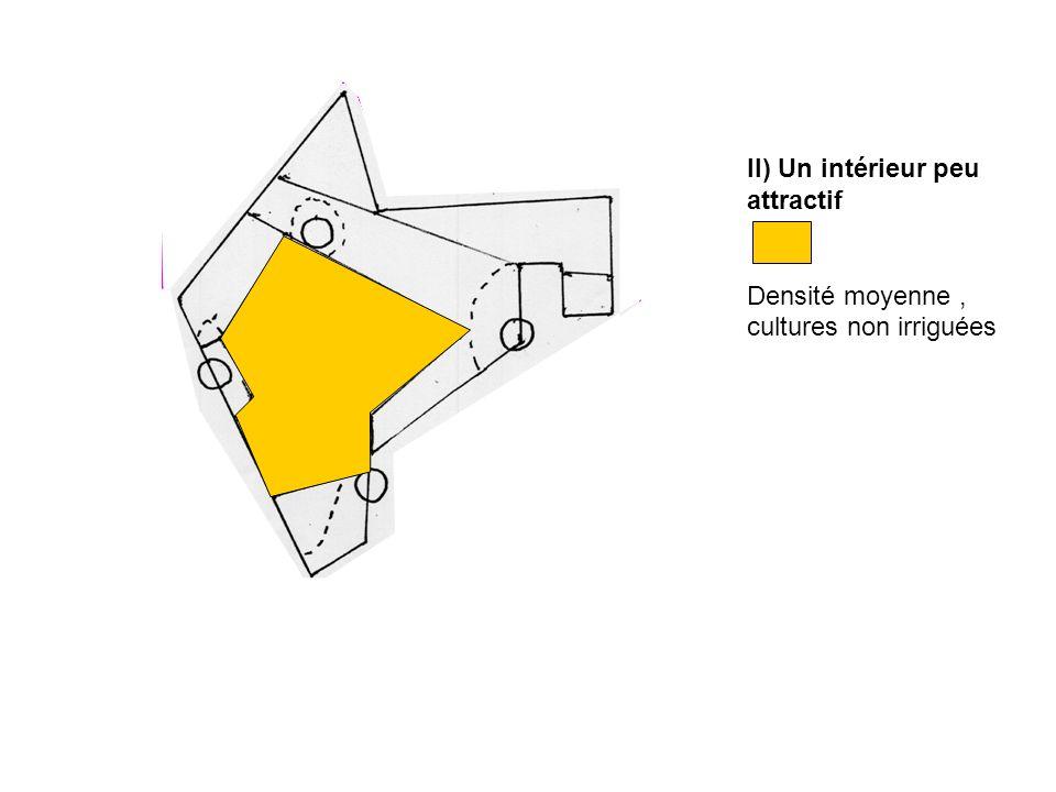 II) Un intérieur peu attractif