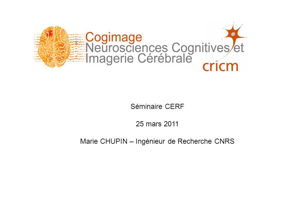 Marie CHUPIN – Ingénieur de Recherche CNRS