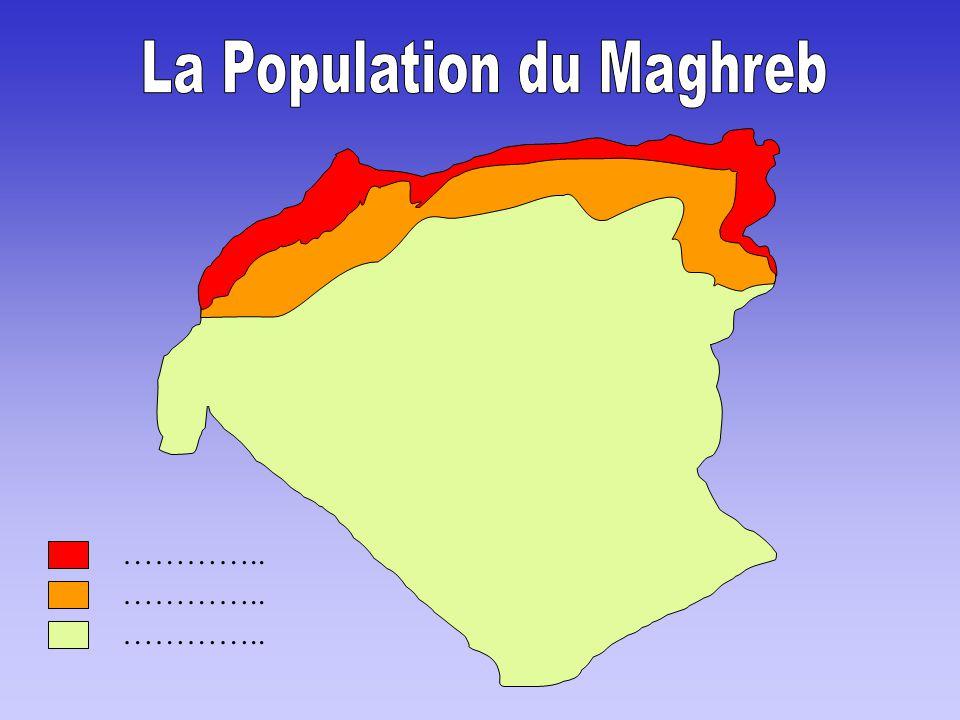 La Population du Maghreb