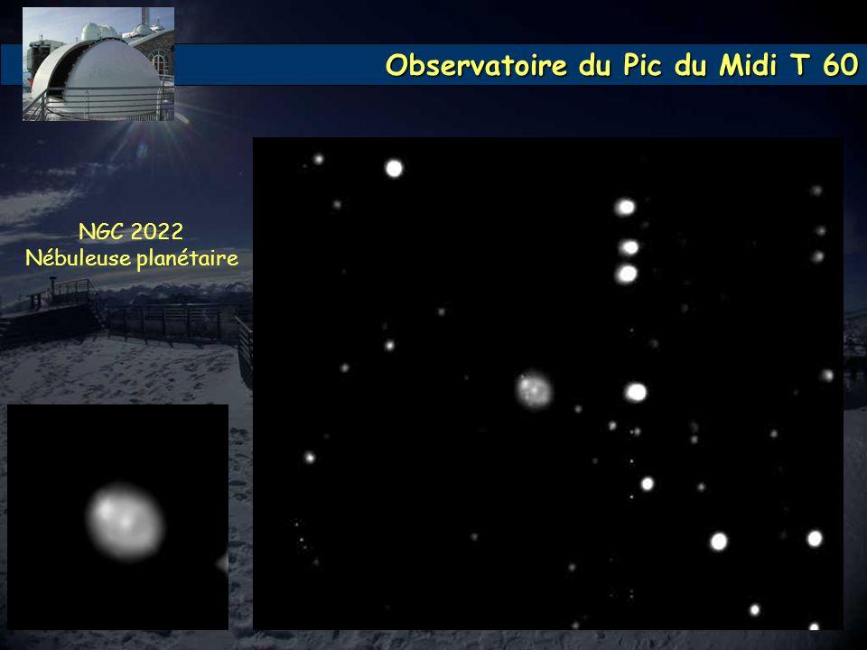 NGC 2022 Nébuleuse planétaire
