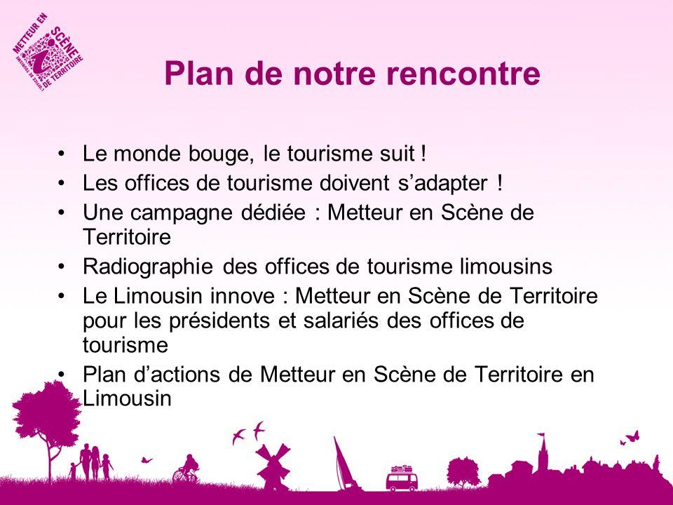 Plan de notre rencontre