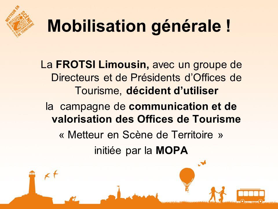 Mobilisation générale !