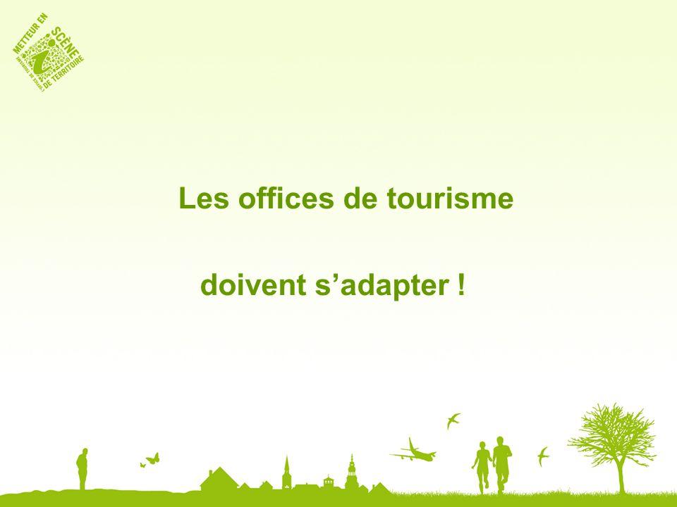 Les offices de tourisme