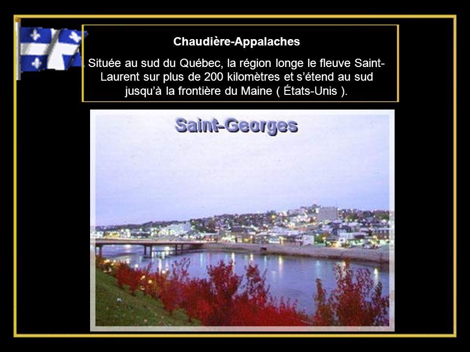 Chaudière-Appalaches