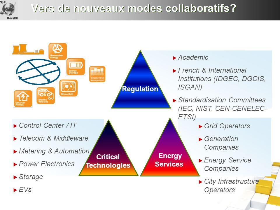 Vers de nouveaux modes collaboratifs