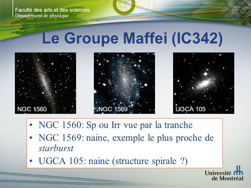 Le Groupe Maffei (IC342) NGC 1560: Sp ou Irr vue par la tranche