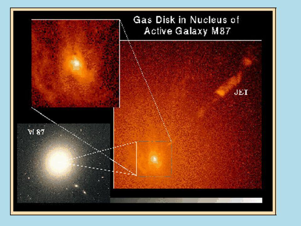M87,galaxie elliptique dans l'amas de la vierge
