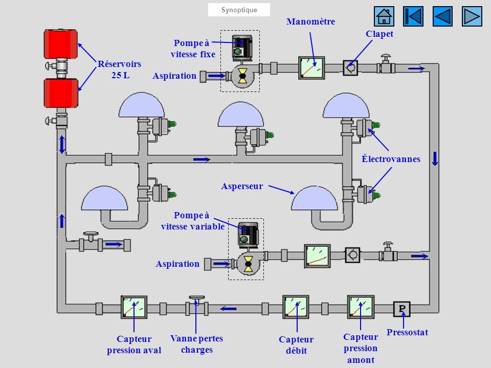 Capteur pression amont
