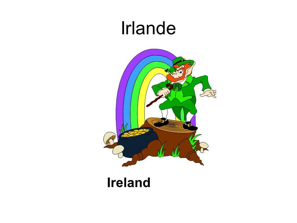 Irlande Ireland