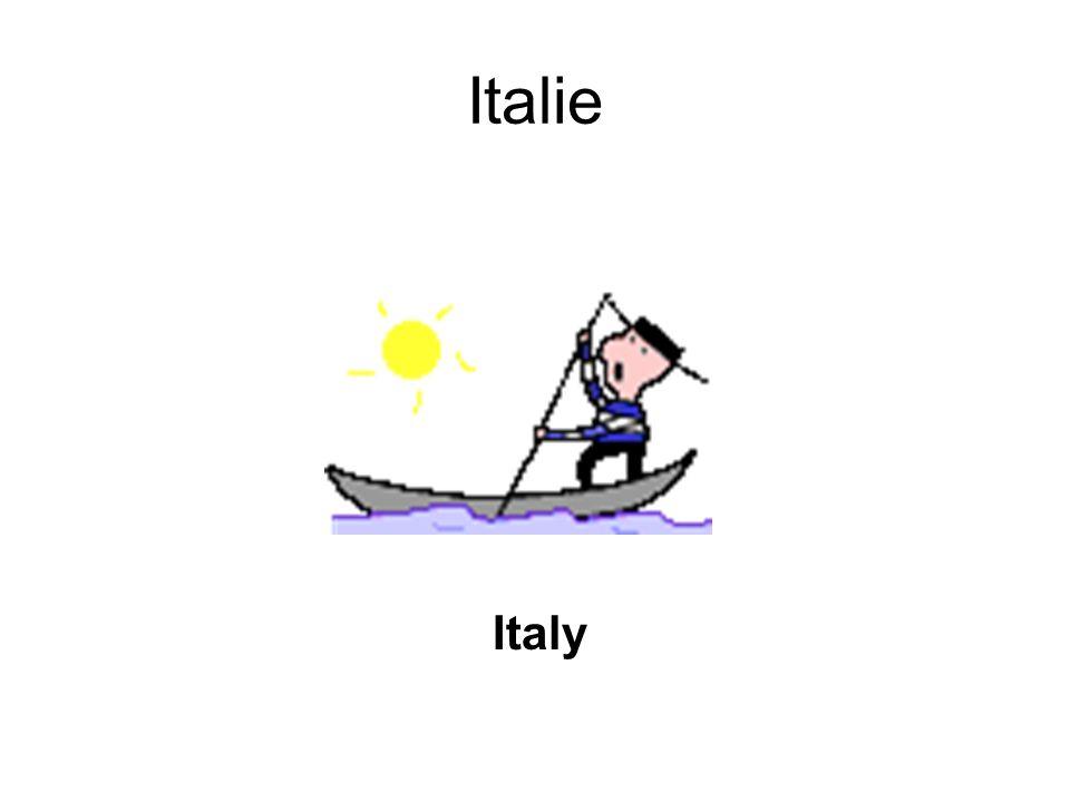 Italie Italy