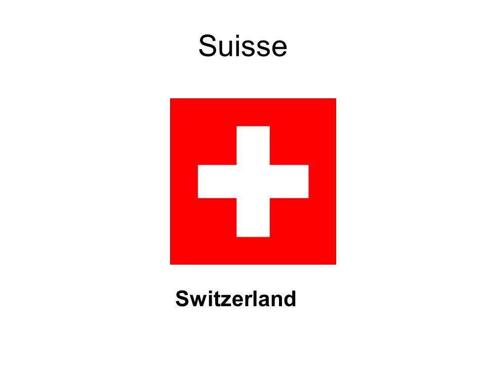 Suisse Switzerland