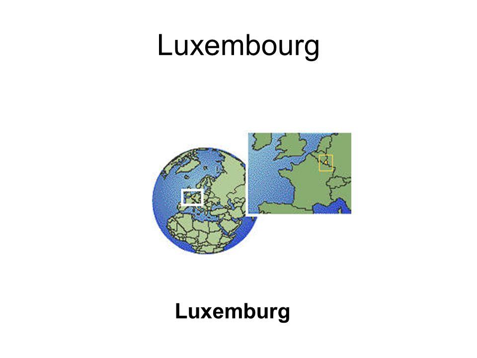 Luxembourg Luxemburg