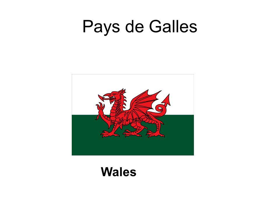 Pays de Galles Wales