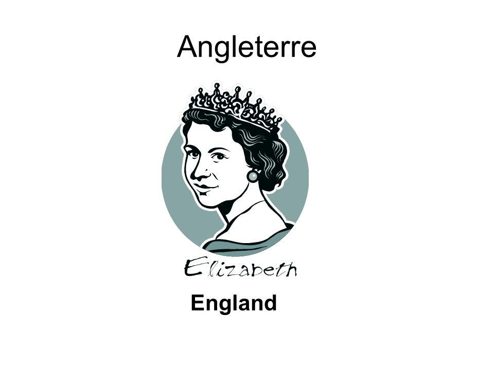 Angleterre England