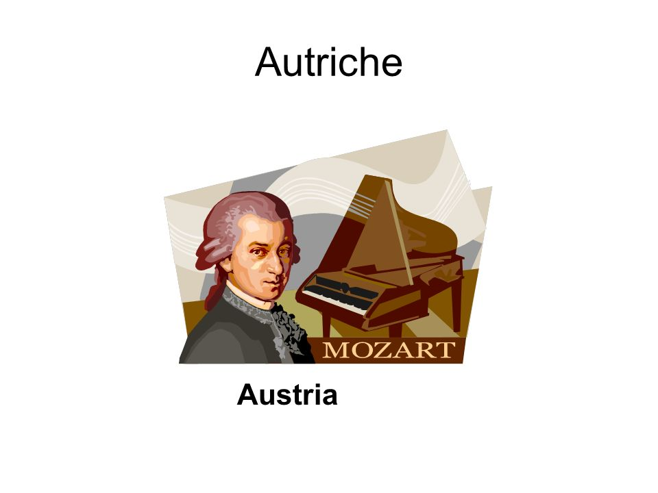 Autriche Austria