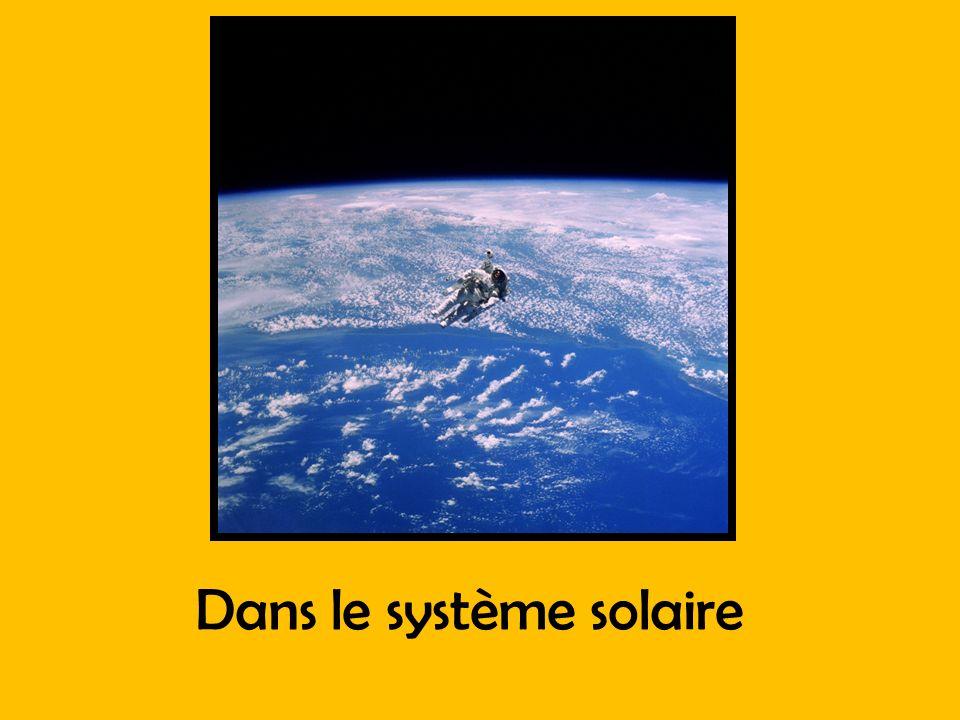 Dans le système solaire