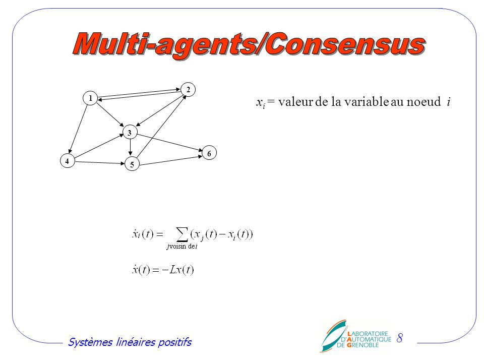 Multi-agents/Consensus