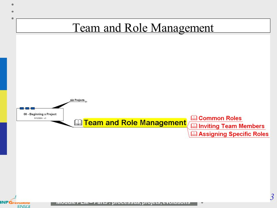 Team and Role Management