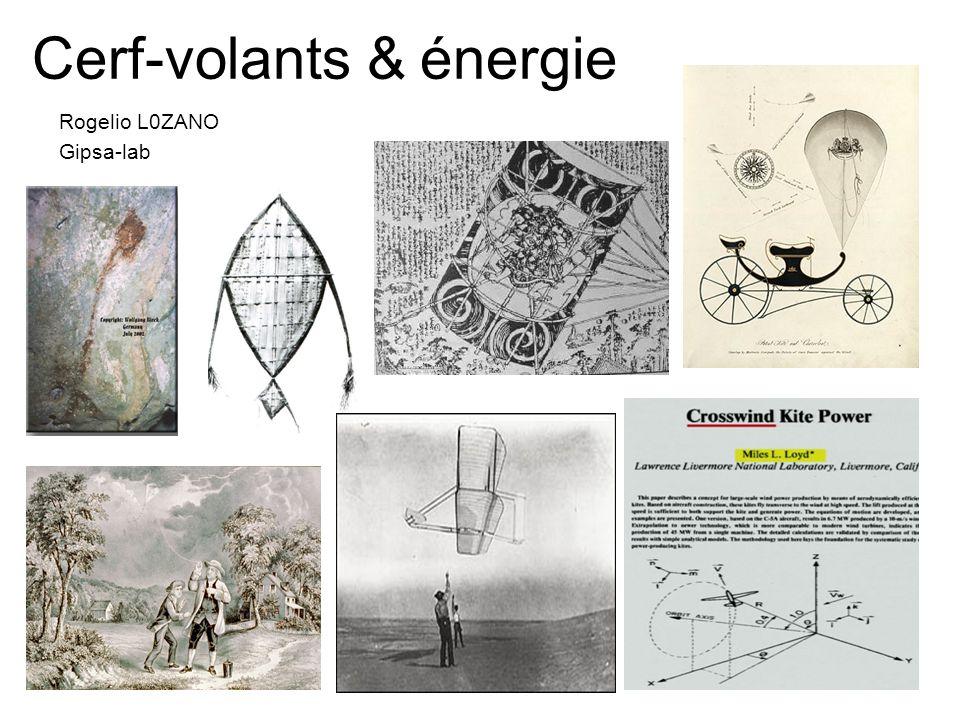 Cerf-volants & énergie