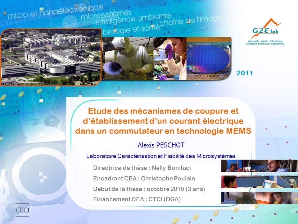 Laboratoire Caractérisation et Fiabilité des Microsystèmes