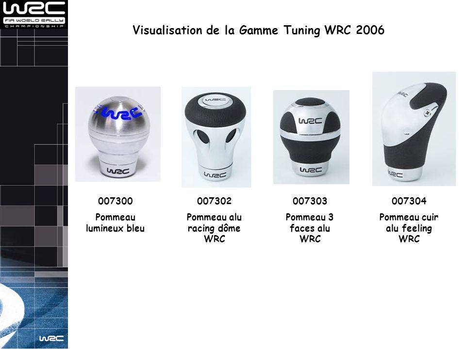 Visualisation de la Gamme Tuning WRC 2006