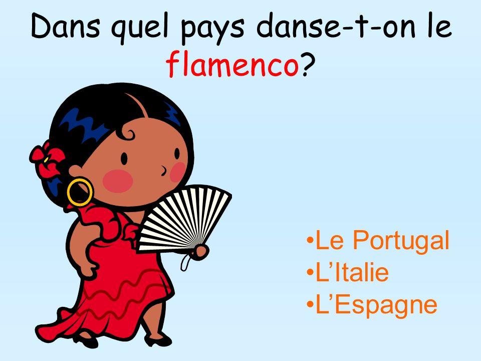Dans quel pays danse-t-on le flamenco