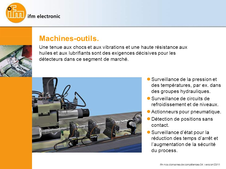 Machines-outils.