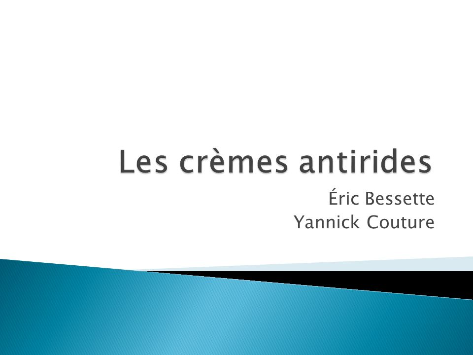 Éric Bessette Yannick Couture